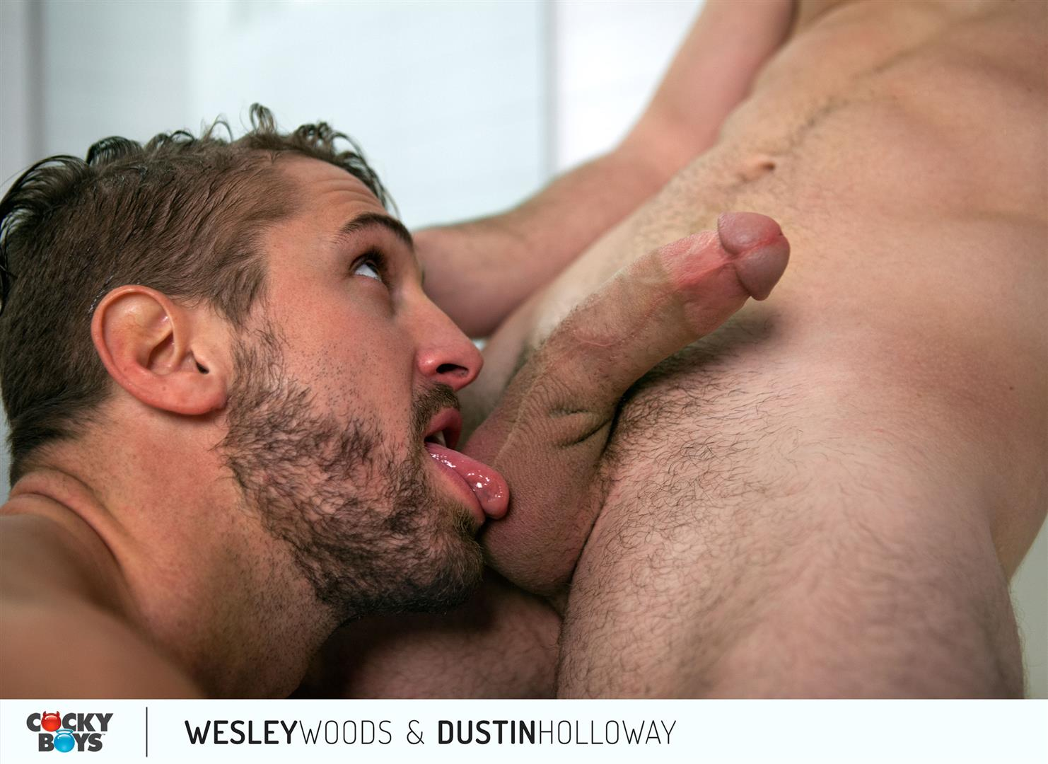 Cockyboys-Wesley-Woods-and-Dustin-Holloway-Hung-Hunks-Flip-Fucking-Amateur-Gay-Porn-12 Cockyboys:  Wesley Woods and Dustin Holloway Flip-Flop Fucking