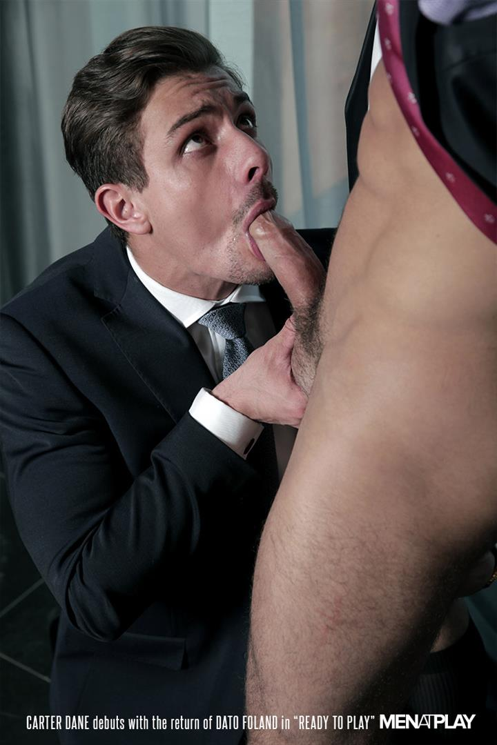 Men At Play Carter Dane and Dato Foland Big Uncut Dicks Men In Suits Fucking Amateur Gay Porn 16 Dato Foland and Carter Dane Fucking In Suits With Their Big Uncut Cocks