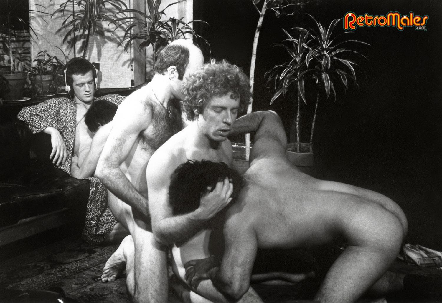 Retro-Males-Ballet-Down-the-Highway-Vintage-Gay-Bareback-Porn-10 Vintage Gay Porn: Ballet Down the Highway