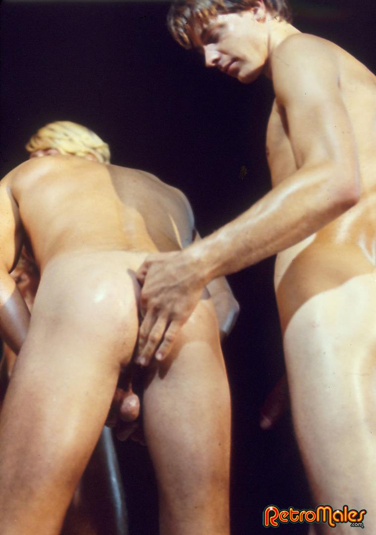 Retro-Males-Getting-It-Vintage-Gay-Bareback-Porn-11 Vintage Gay Porn:  Getting It!