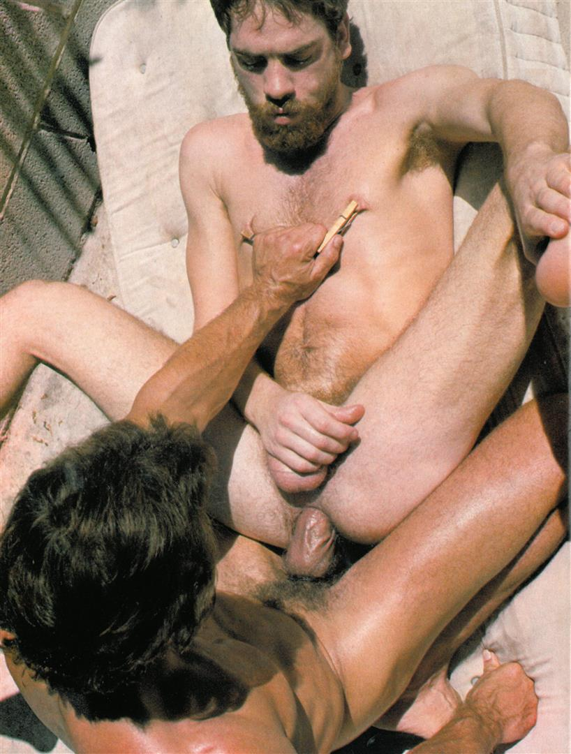 Dick free gay pic vintage
