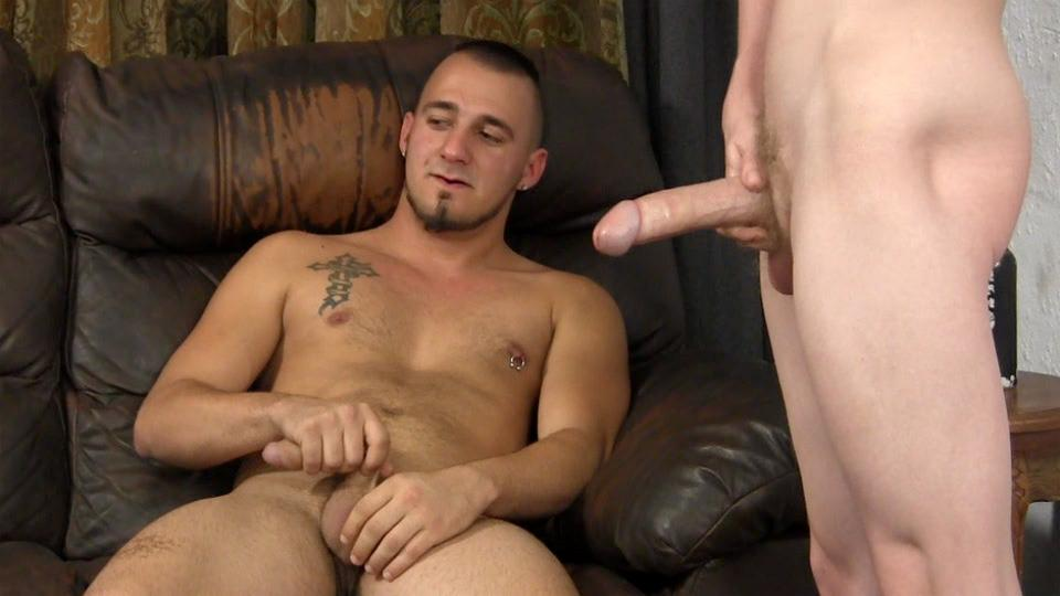 Sexy gay men sucking dick