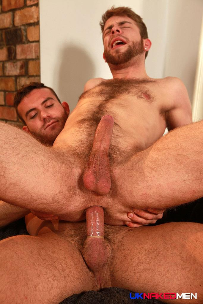 UK-Naked-Men-Killian-James-and-Gabriel-Phoenix-Hairy-Uncut-Cocks-Fucking-Amateur-Gay-Porn-18 UK Naked Men:  Hairy Uncut Hunk Killian James Fucking Gabriel Phoenix