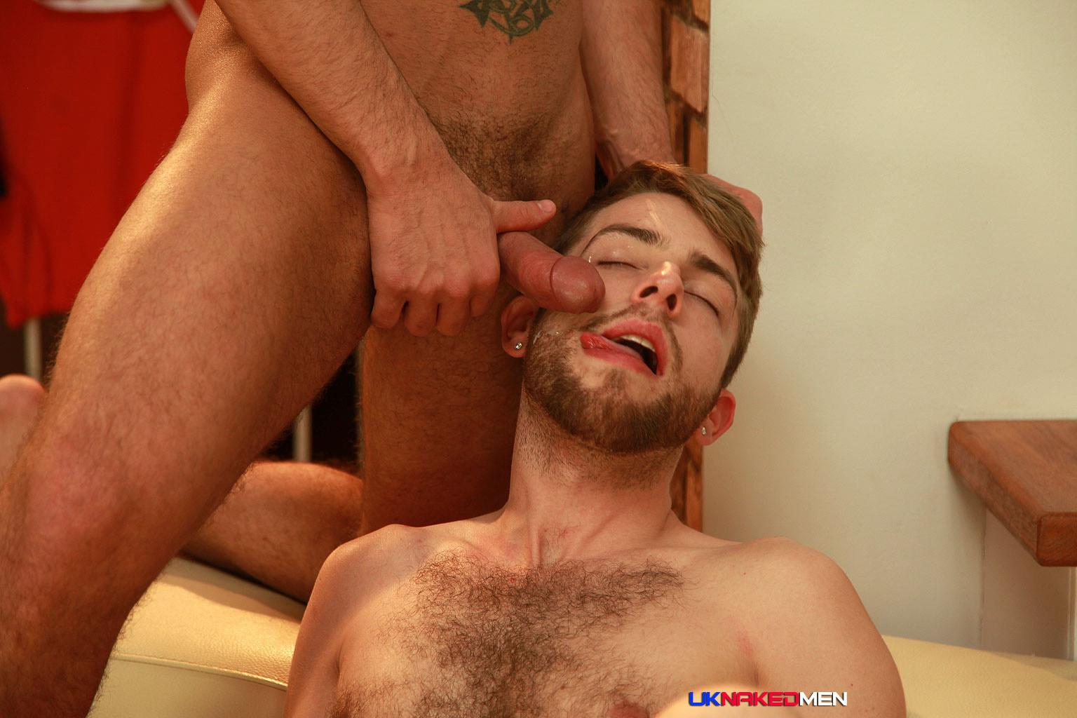 UK Naked Men Killian James and Gabriel Phoenix Hairy Uncut Cocks Fucking Amateur Gay Porn 27 UK Naked Men:  Hairy Uncut Hunk Killian James Fucking Gabriel Phoenix