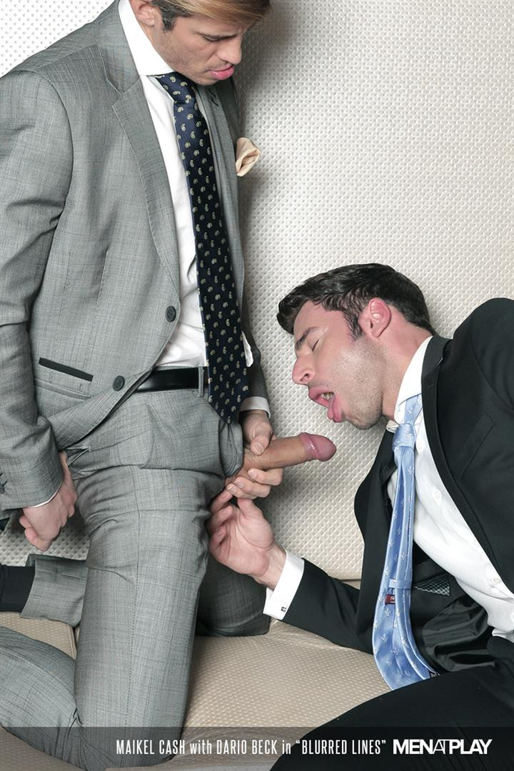 Men-At-Play-Dario-Beck-and-Maikel-Cash-Guys-In-Suits-Fucking-Amateur-Gay-Porn-15 Dario Beck Gets His Hairy Ass Fucked By Maikel Cash's Thick Uncut Dick